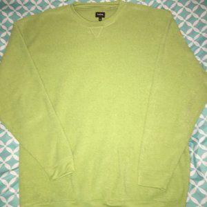 Bolle Golf XXL Green Terry Sweatshirt